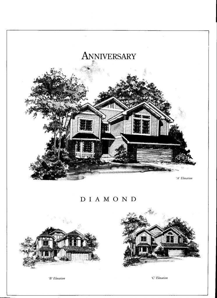 Diamond Front Elevation